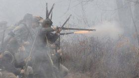 Virginia Guard Fredericksburg Reenactment